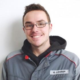 Marius Lohrer